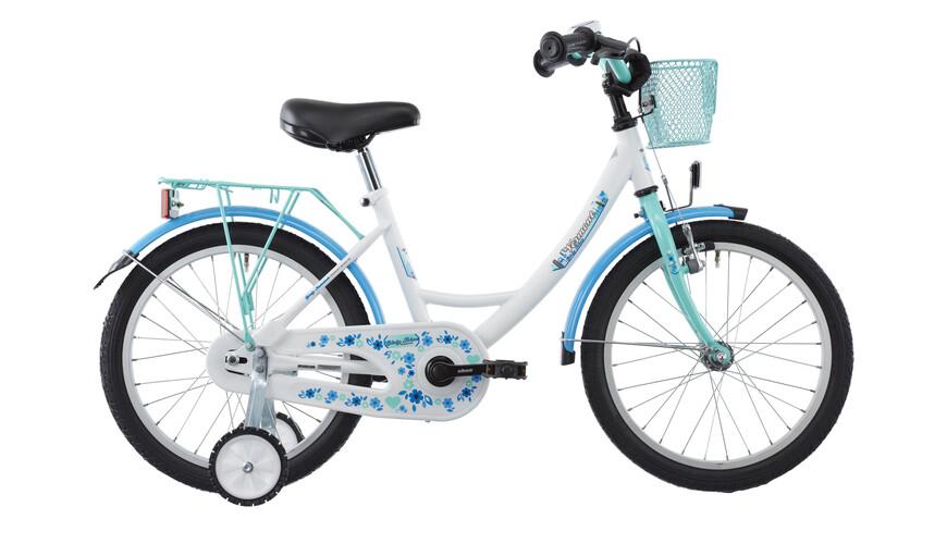 Vermont Girly childrens bikes 18 inch blue